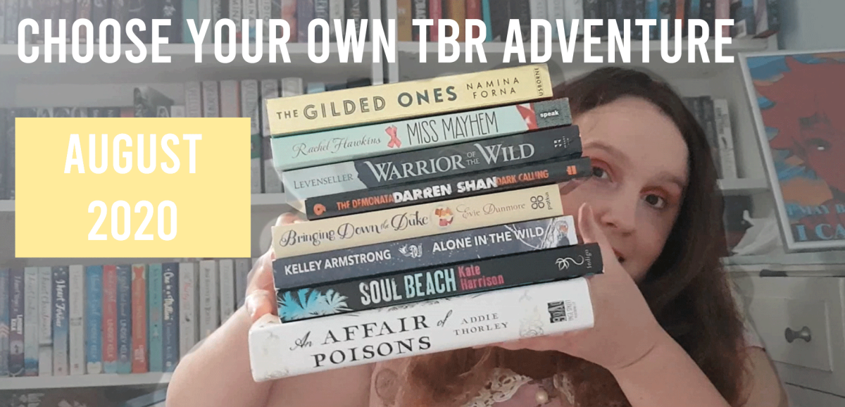 Choose Your Own TBR Adventure #1