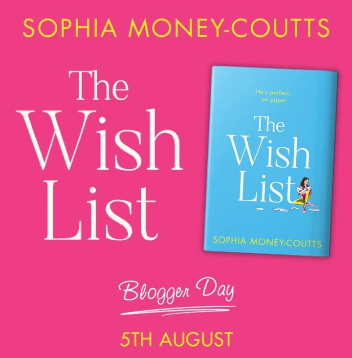 Book Tour: The Wish List by Sophia Money-Coutts