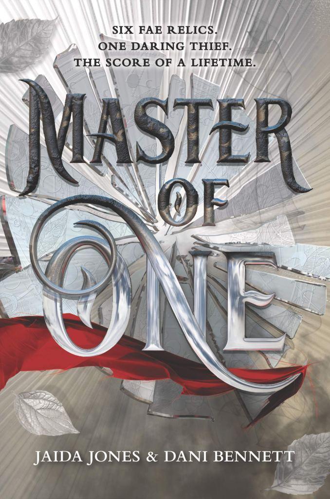 Master of One by Jaida Jones and Dani Bennett book cover