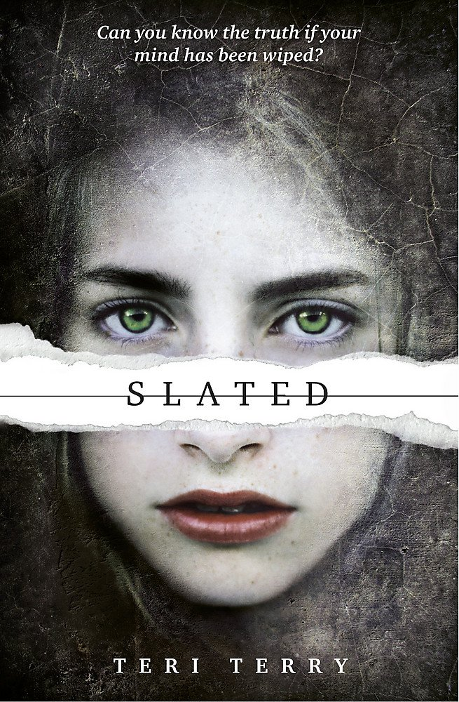 Slated by Teri Terry book cover