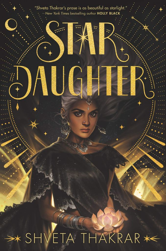 Star Daughter by Shevta Thakrar book cover