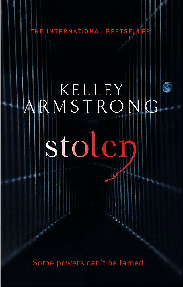 Stolen by Kelley Armstrong book cover