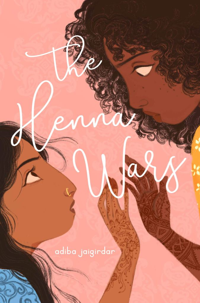 the henna wars book cover
