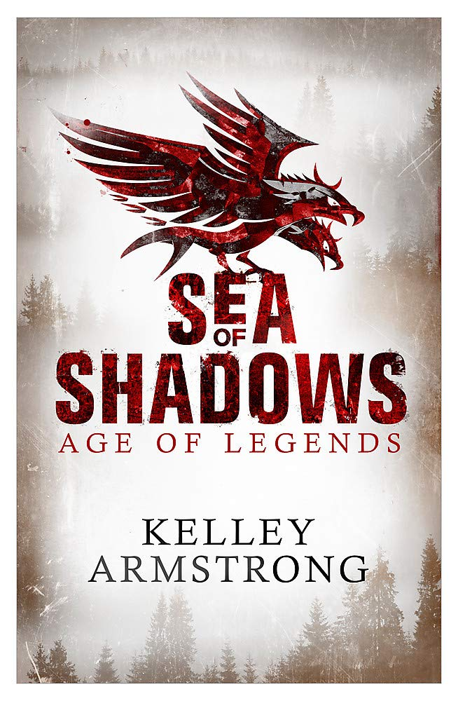 Sea of Shadows by Kelley Armstrong book cover