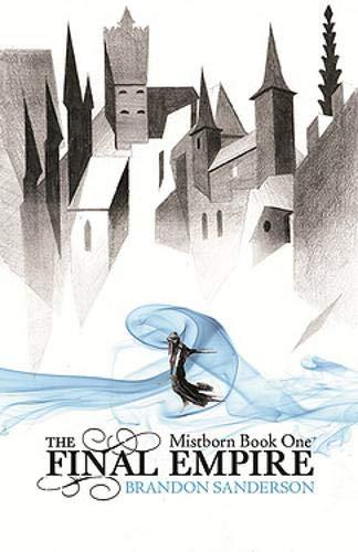 The Final Empire by Brandon Sanderson book cover