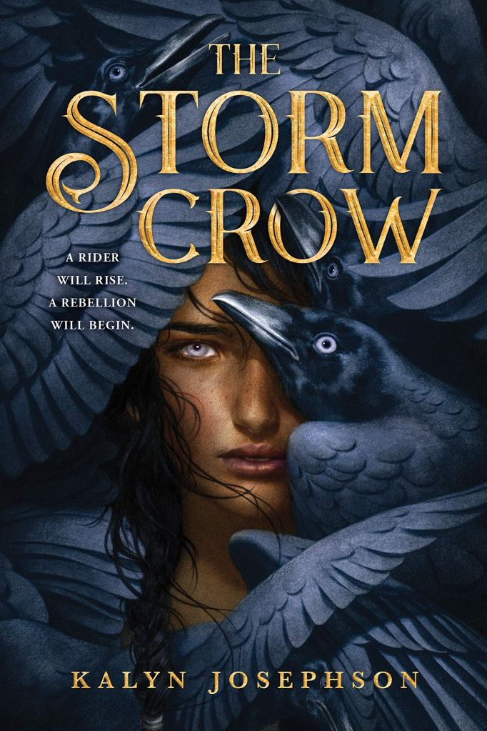 The Storm Crow by Kalyn Josephson book cover