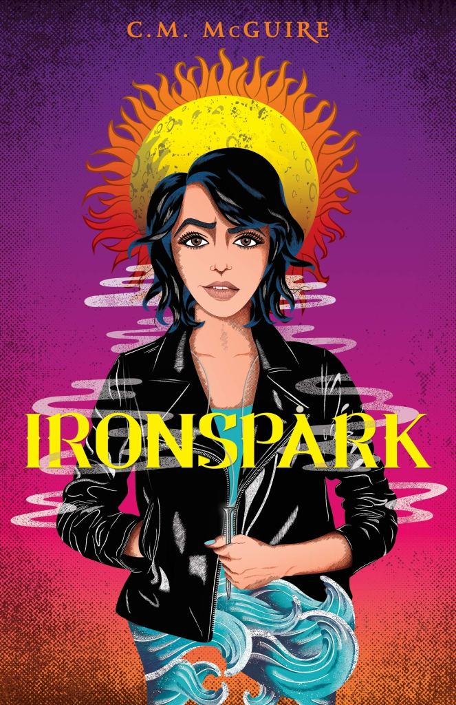 Ironspark by C.M McGuire