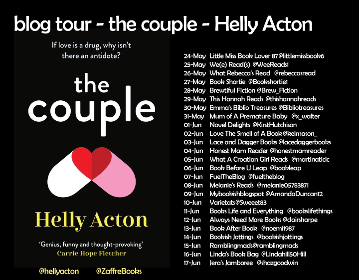 Blog Tour: The Couple by HellyActon