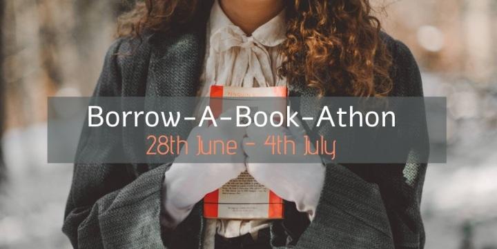 Borrow-A-Book-Athon | 28th June – 4thJuly