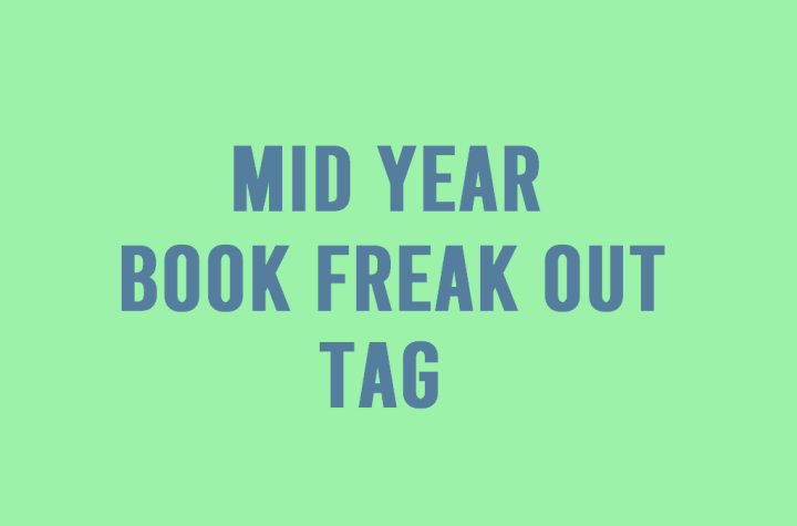 Mid Year Book Freak Out Tag2021
