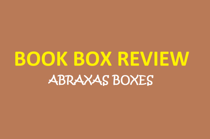 Book Box Review – AbraxasBoxes