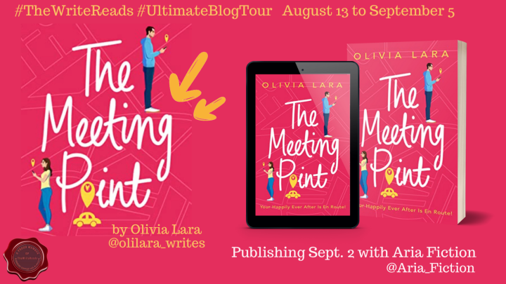 Blog Tour: The Meeting Point by OliviaLara