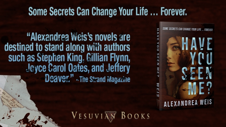 Book Review: Have You Seen Me? by AlexandreaWeis