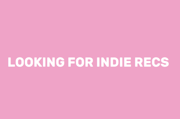 Looking for IndieRecs